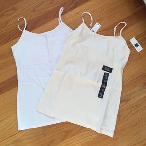 NWT Gap Camis Size Small